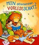 Cover-Bild zu Mein allererster Vorleseschatz von Wich, Henriette