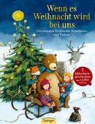 Cover-Bild zu Wenn es Weihnacht wird bei uns von Hansen, Christiane (Illustr.)