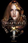 Cover-Bild zu Wolf, Sara: Heartless, Band 2: Das Herz der Verräterin