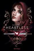 Cover-Bild zu Wolf, Sara: Heartless, Band 3: Die Seele der Magie