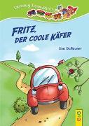 Cover-Bild zu LESEZUG/ Lese-Minis: Fritz, der coole Käfer von Gallauner, Lisa