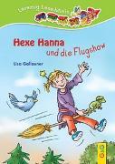 Cover-Bild zu LESEZUG/ Lese-Minis: Hexe Hanna und die Flugshow von Gallauner, Lisa