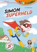 Cover-Bild zu LESEZUG/1. Klasse: Simon Superheld von Gallauner, Lisa