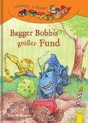 Cover-Bild zu LESEZUG/1. Klasse: Bagger Bobbis großer Fund von Gallauner, Lisa