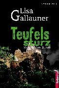 Cover-Bild zu Teufelssturz: Meierhofers dritter Fall. Österreich-Krimi (eBook) von Gallauner, Lisa