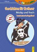 Cover-Bild zu LESEZUG DOPPELBAND/1. Klasse: Geschichten für Erstleser. Mutig und frech von Kratzer, Hertha