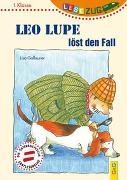 Cover-Bild zu LESEZUG/1. Klasse: Leo Lupe löst den Fall von Gallauner, Lisa