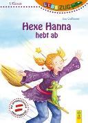 Cover-Bild zu LESEZUG/1. Klasse: Hexe Hanna hebt ab von Gallauner, Lisa