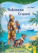 Cover-Bild zu LESEZUG/ Klassiker: Robinson Crusoe von Gallauner, Lisa