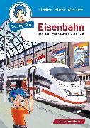 Cover-Bild zu Benny Blu - Eisenbahn (eBook) von Bredenkötter, Jens