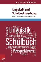 Cover-Bild zu Linguistik und Schulbuchforschung von Kiesendahl, Jana (Hrsg.)