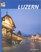 Cover-Bild zu Bildband Luzern Souvenir