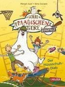 Cover-Bild zu Die Schule der magischen Tiere ermittelt 2: Der Hausschuh-Dieb (Zum Lesenlernen) von Auer, Margit