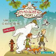 Cover-Bild zu Der grüne Glibber-Brief (Audio Download) von Auer, Margit