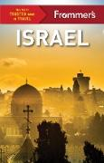 Cover-Bild zu Frommer's Israel (eBook)