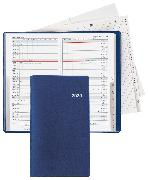 Cover-Bild zu Biella Planer 2020 Luzern, blau