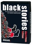 Cover-Bild zu black stories - Christmas Edition