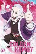 Cover-Bild zu Noda, Satoru: Golden Kamuy 9
