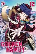 Cover-Bild zu Noda, Satoru: Golden Kamuy 12