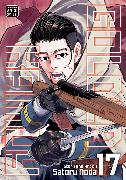 Cover-Bild zu Noda, Satoru: Golden Kamuy, Vol. 17