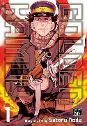 Cover-Bild zu Noda, Satoru: Golden Kamuy, Vol. 1