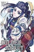Cover-Bild zu Noda, Satoru: Golden Kamuy 11