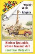 Cover-Bild zu Beer, Hans de: Kleiner Braunbär wovon träumst du? /Jonathan Detektiv