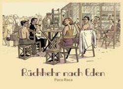 Cover-Bild zu Paco, Roca: Rückkehr nach Eden