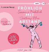 Cover-Bild zu Fröhlich mit Abstand von Fröhlich, Susanne