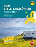 Cover-Bild zu ADAC Stellplatzführer 2021