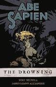 Cover-Bild zu Mignola, Mike: Abe Sapien Volume 1: The Drowning