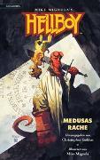 Cover-Bild zu Golden, Christopher (Hrsg.): Hellboy 1 - Medusas Rache