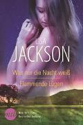 Cover-Bild zu Jackson, Lisa: Was nur die Nacht weiß / Flammende Lügen
