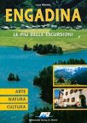 Cover-Bild zu MB: Engadina - Le più belle escursioni von Merisio, Luca