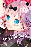 Cover-Bild zu Akasaka, Aka: Kaguya-sama: Love Is War, Vol. 8