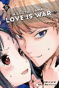 Cover-Bild zu Akasaka, Aka: Kaguya-sama: Love Is War, Vol. 5