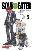 Cover-Bild zu Ohkubo, Atsushi: Soul Eater, Band 5