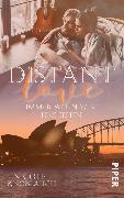 Cover-Bild zu Distant Love: Immer wenn wir uns sehen von Knoblauch, Nicole