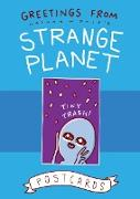 Cover-Bild zu Pyle, Nathan W.: Greetings from Strange Planet