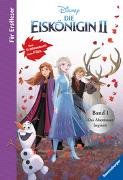 Cover-Bild zu Disney Die Eiskönigin 2 - Für Erstleser: Band 1 Das Abenteuer beginnt
