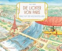 Cover-Bild zu Krapp, Thilo: Die Lichter von Paris