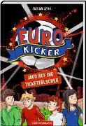 Cover-Bild zu Lenk, Fabian: Die Euro-Kicker (Band 1)