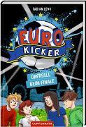 Cover-Bild zu Lenk, Fabian: Die Euro-Kicker (Band 2)