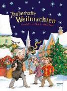 Cover-Bild zu Andersen, Hans Christian: Zauberhafte Weihnachten. Die schönsten Klassiker für Erstleser