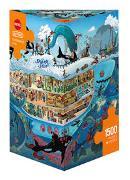 Cover-Bild zu Oesterle, Uli: Submarine Fun Puzzle