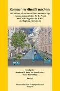 Cover-Bild zu Hutter, Claus-Peter (Hrsg.): Kommunen klimafit machen