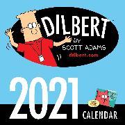 Cover-Bild zu Dilbert 2021 Wall Calendar von Adams, Scott