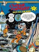 Cover-Bild zu Ibáñez, Francisco: Clever und Smart Sonderband 8: Tritte auf dem Mond