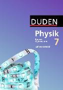 Cover-Bild zu Duden Physik 7. Schuljahr. Neubearbeitung. Lehrermaterial. BY von Hermann-Rottmair, Ferdinand