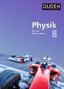Cover-Bild zu Duden Physik 8. Schuljahr. Neubearbeitung. Schülerbuch. BY von Hermann-Rottmair, Ferdinand